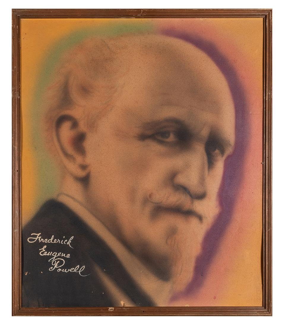 Six Portraits of Famous Magicians from Brookledge. - 3
