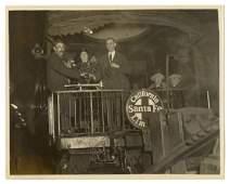 Railroad Photograph of Joseffy.