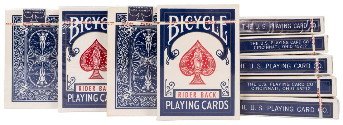 Bicycle Rider Back Playing Cards 12-pack