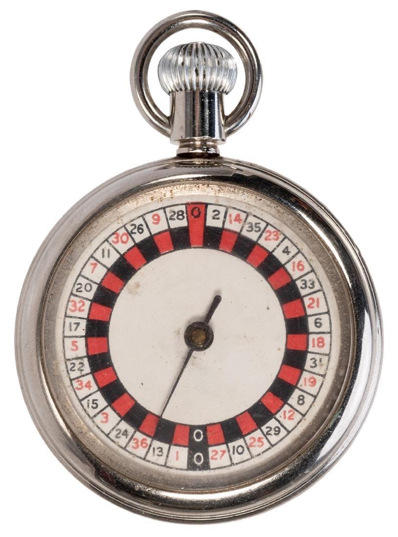 Roulette Pocket Watch.