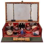 Antique French Physique Magic Set