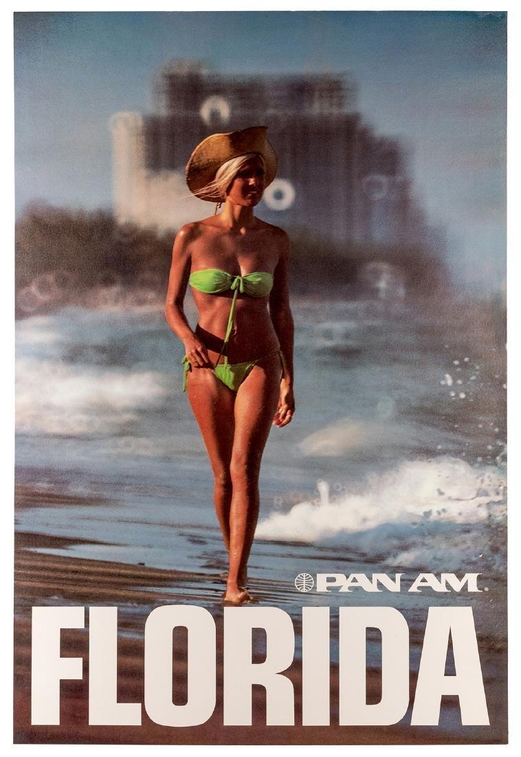 Pan Am. Florida. Circa 1970s.