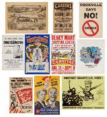 Large Collection of Miscellaneous Posters and Prints