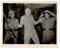 Abbott and Costello Meet the Mummy Signed Still