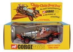 Corgi Chitty Chitty Bang Bang Car #266A in Original