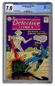 Detective Comics No. 272. DC Comics, 1959. CGC 7.0