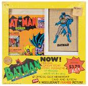 Batman Golden Records Factory Sealed Box Set with