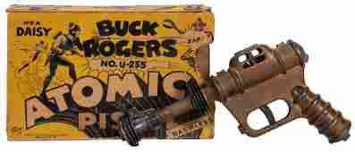 Buck Rogers Disintegrator Space Gun. Plymouth, MI: