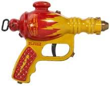 Buck Rogers Liquid Helium Water Pistol XZ-44. Plymouth,