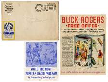 Buck Rogers Cocomalt Order Form for Cut-Out Adventure