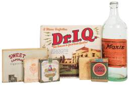 Collection of Vintage Packaging 7 pcs Circa
