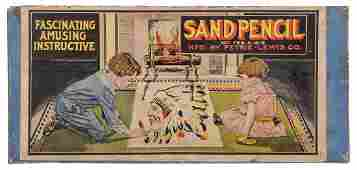 Sand Pencil New Haven Petrie  Lewis PL ca 1915
