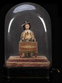 Musical Magician Automaton.
