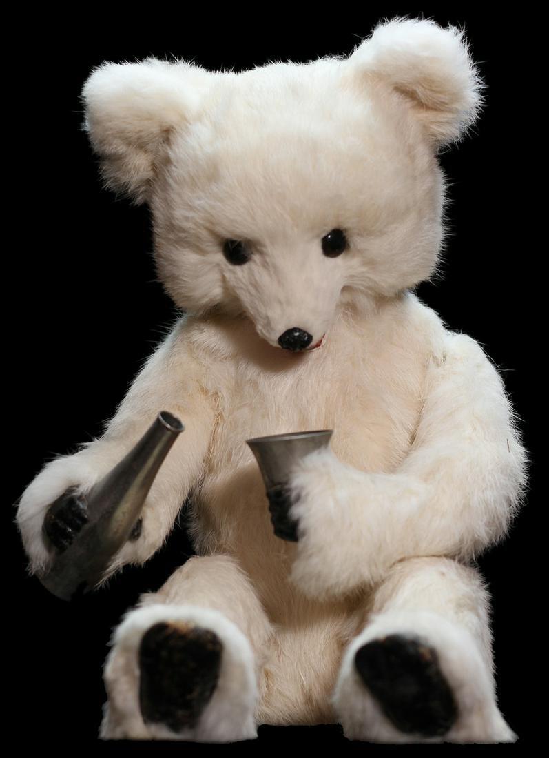 Drinking Polar Bear Automaton.