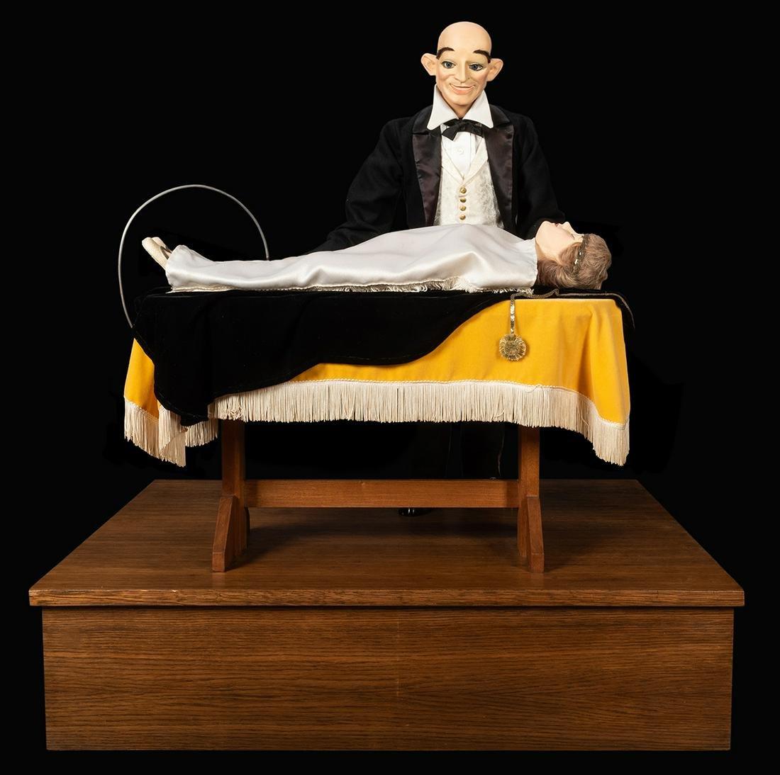 Levitation Automaton.