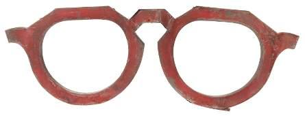 Hanging Optometrist Trade Sign.