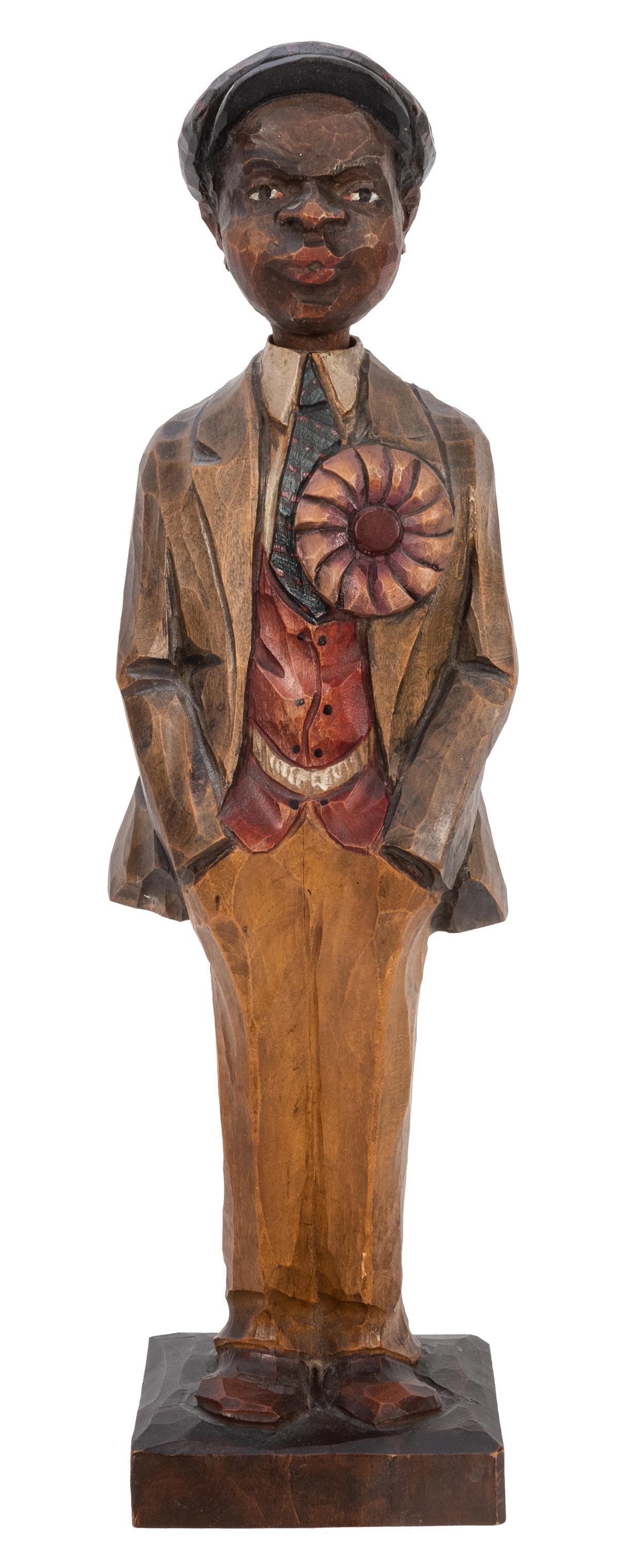 Minstrel Whistler Automaton.