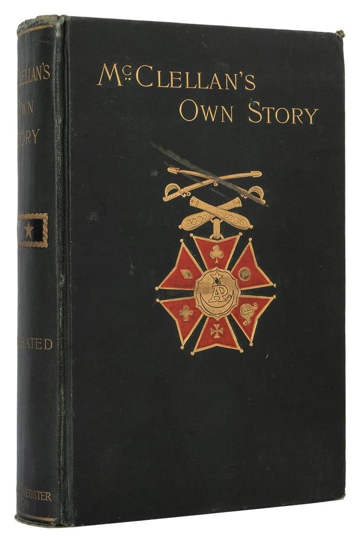 McClellan's Own Story.