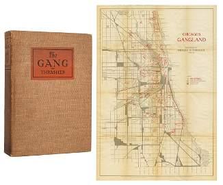 Chicago's Gangland Prepared by Frederic M. Thrasher