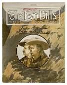 Buffalo Bill and Pawnee Bill Sheet Music.