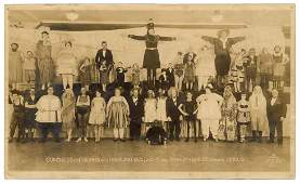 Congress of Freaks with Ringling Brothers and Barnum &