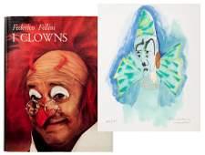 I Clowns. A cura di Renzo Renzi. Foto a colori di