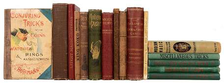 Seventeen Volumes by Professor Hoffmann