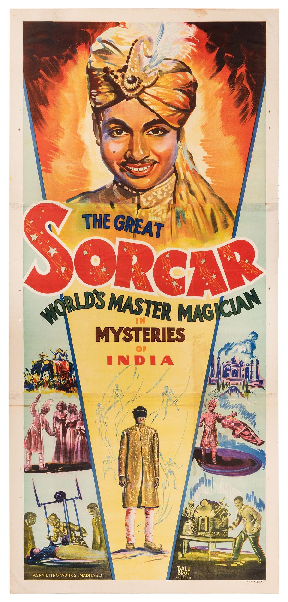 The Great Sorcar.
