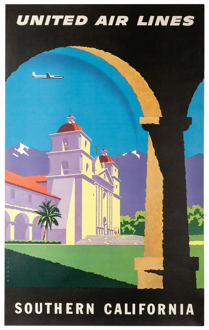 Binder, Joseph (1898-1972). Southern California. United