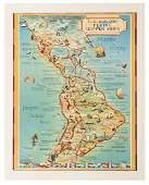 Thompson Kenneth W Pan American On the Routes of the