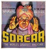 Sorcar, P.C (Pratul Chandra). Sorcar. The World's