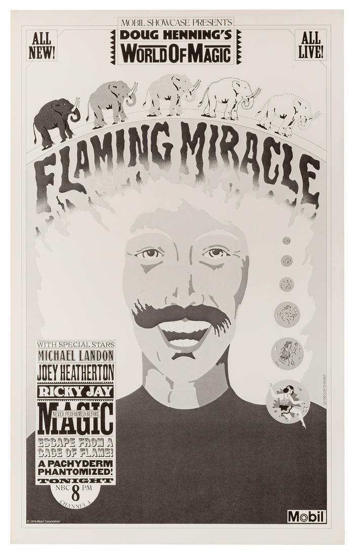 Doug Henning's World of Magic / Flaming Miracle.