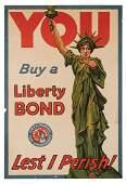You. Buy A Liberty Bond Lest I Perish.