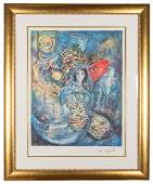 Chagall, Marc (after). Bella.