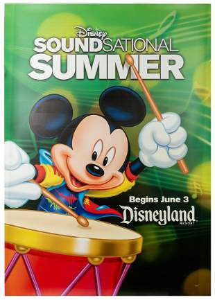 Disneys Mickey Mouse Soundsational Summer Bus Stop