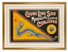 Chung Ling Soo. Marvellous Chinese Conjurer.