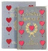 Fleming, Ian. Casino Royale.