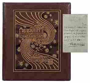 Rubáiyát of Omar Khayyám: The Astronomer-Poet of