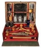Physique Magic Set French ca 1890 Elaborate