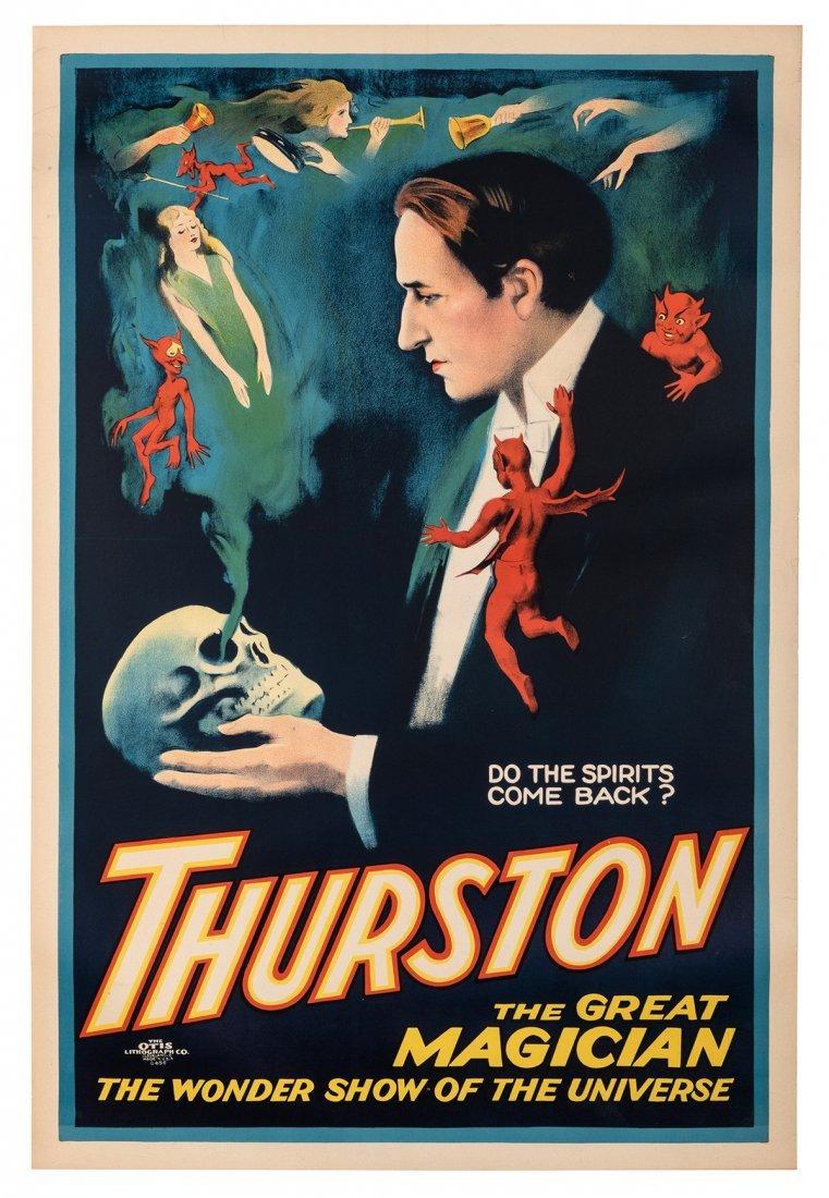 Thurston, Howard. Do the Spirits Come Back? Thurston
