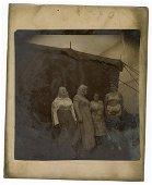 Arbus, Diane. Albino Sword Swallower and Her Sister.
