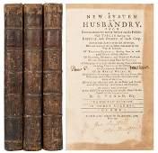VARLO, Charles (1725–1795). A New System of Husbandry…