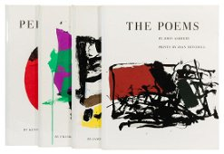 [TIBER PRESS – ABSTRACT EXPRESSIONISM] 1. ASHBERY,