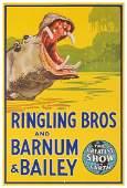 Ringling Bros and Barnum  Bailey  Hippopotamus