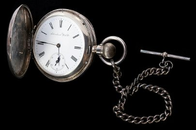 Solid Silver Prediction Watch. London: Jon Martin,