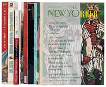 Jay Ricky Group of Books and Magazines and Autograph