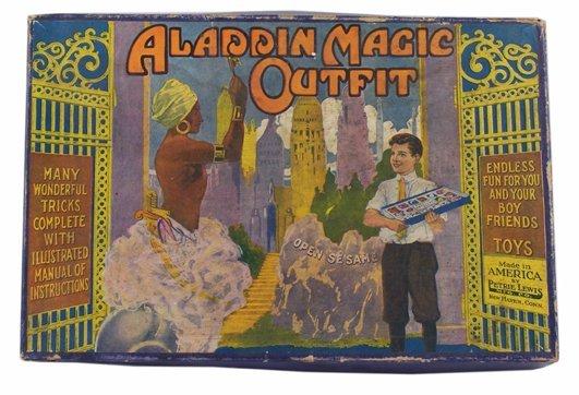 4: Aladdin Magic Outfit