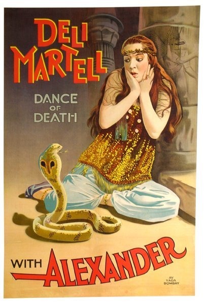 6: Deli Martell Dance of Death/With Alexander