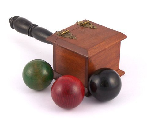 15: Ballot Box Mystery