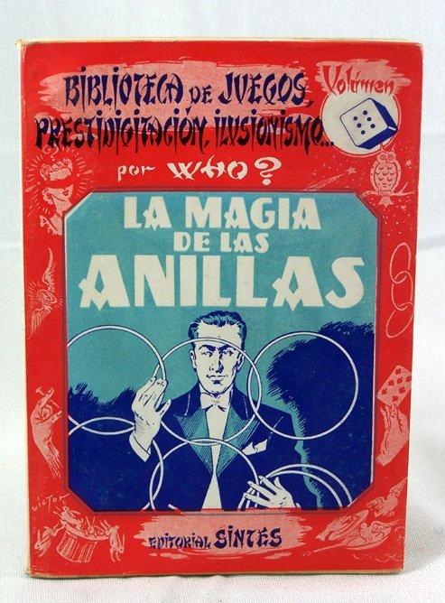 19: Biblioteca de Juegos, Prestidigitacion, Ilusionismo